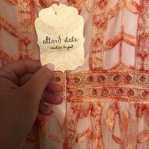 Lace boutique dress